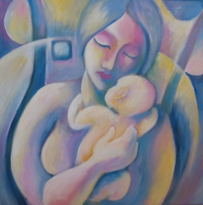 Mother_and_Child_by_kelliemarian